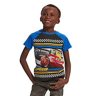 Disney Store Disney Pixar Cars T-Shirt For Kids