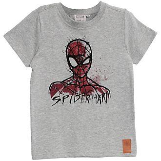 WHEAT Camiseta infantil Spider-Man