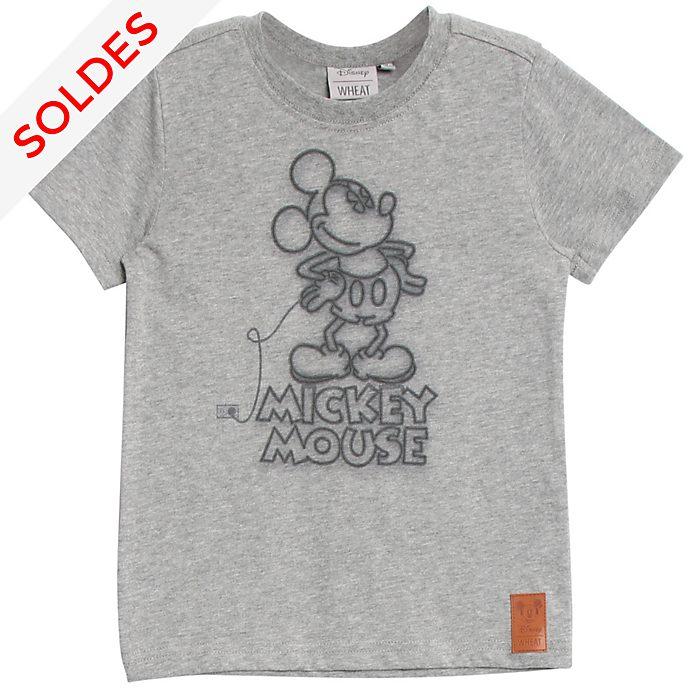 WHEAT T-shirt Mickey pour enfants