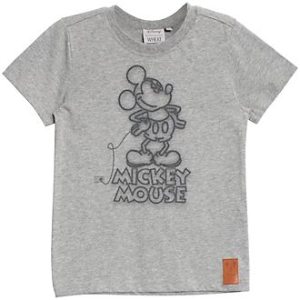 WHEAT - Micky Maus - T-Shirt für Kinder