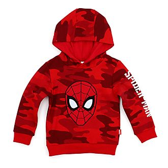 Sudadera con capucha infantil Spider-Man, Disney Store