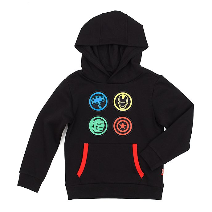 Disney Store Sweatshirt à capuche Avengers pour enfants