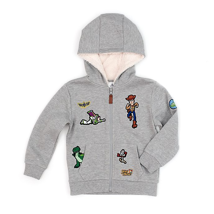 Disney Store Toy Story 4 Hooded Sweatshirt For Kids