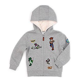 Disney Store Toy Story 4 Hooded Sweatshirt For Kids