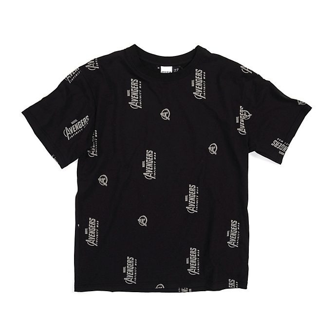 Thomas Foolery Avengers Loungewear T-Shirt For Adults