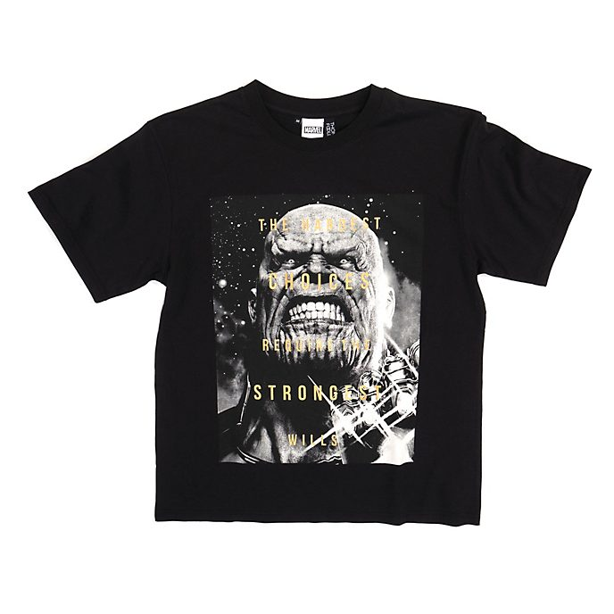 Thomas Foolery T-shirt Thanos pour adultes