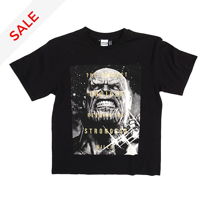 Thomas Foolery - Thanos - T-Shirt für Erwachsene