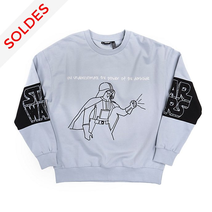 Thomas Foolery Sweatshirt Dark Vador pour adultes
