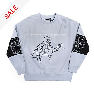 Thomas Foolery Darth Vader Loungewear Sweatshirt For Adults