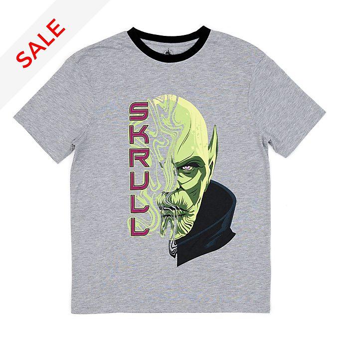 Disney Store Skrull T-Shirt For Adults, Captain Marvel