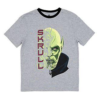 Disney Store T-shirt Skrull pour adultes, Captain Marvel