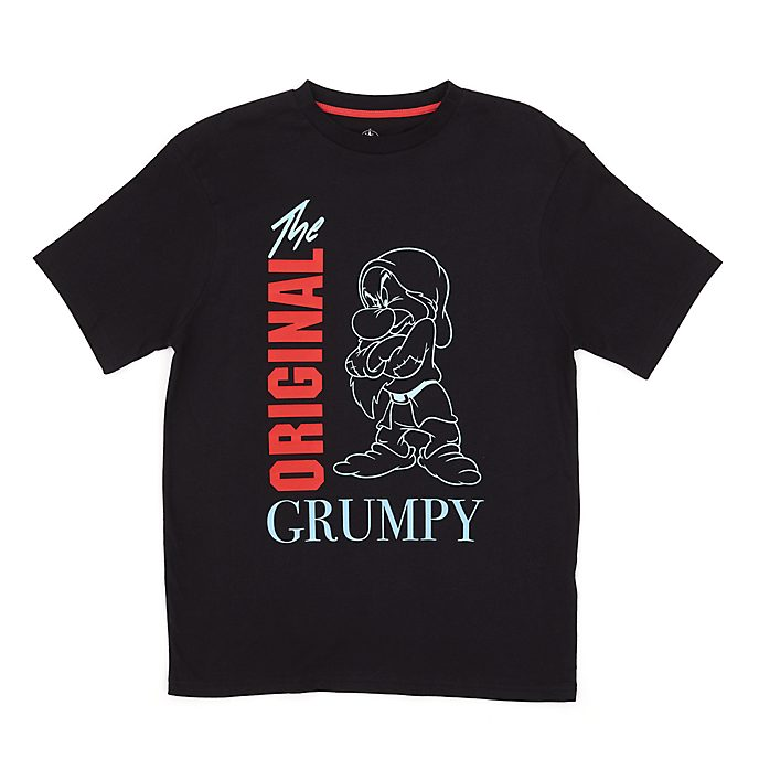 Disney Store Grumpy T-Shirt For Adults