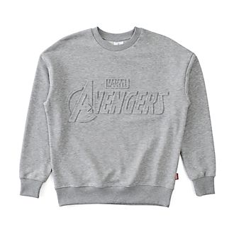 Disney Store Avengers Sweatshirt For Adults