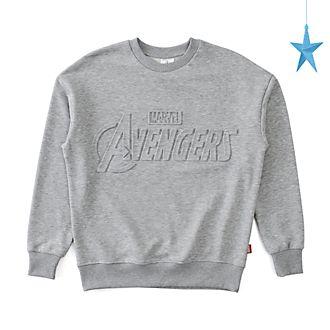Disney Store Avengers Sweatshirt For Adults