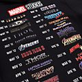 Felpa con cappuccio adulti Marvel Studios Disney Store