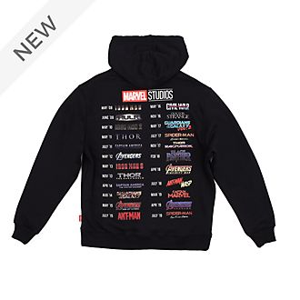 Disney Store Marvel Studios Hooded Sweatshirt For Adults