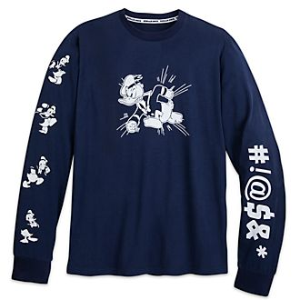 Disney Store Donald Duck T-Shirt For Adults
