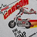 Disney Store T-shirt Duke Caboom pour adultes, ToyStory4