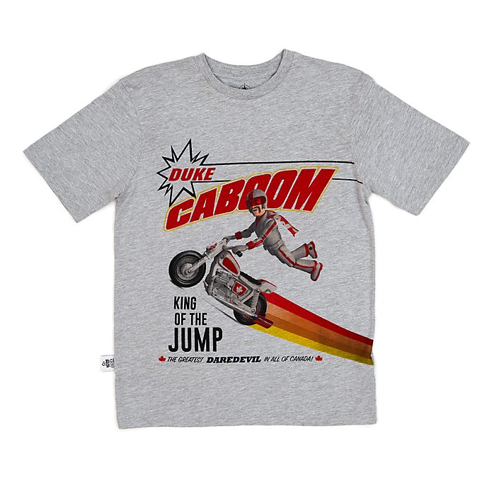 Disney Store T-shirt Duke Caboom pour adultes, Toy Story 4