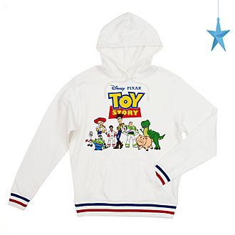 Disney Store Toy Story 4 Hooded Sweatshirt For Adults
