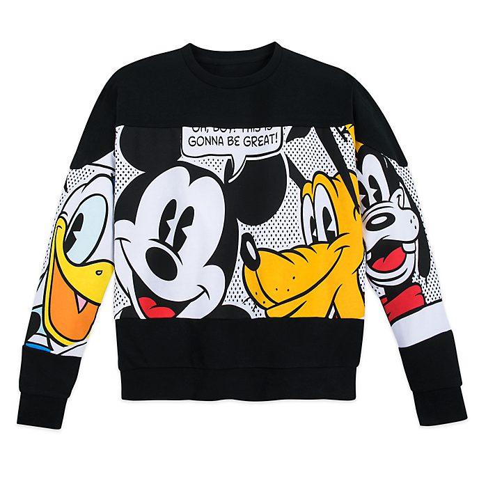 Disney Store Sweatshirt Mickey et ses Amis pour femmes