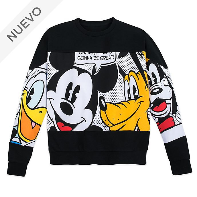 Sudadera Mickey y sus amigos para adultos, Disney Store