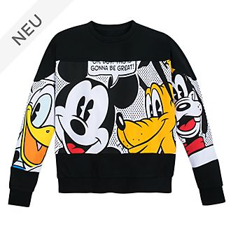 Disney Store - Micky und seine Freunde - Sweatshirt für Erwachsene
