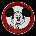 Disney Store Mickey Mouse Varsity Jacket For Adults