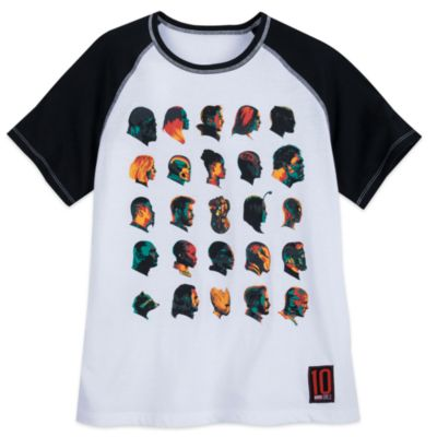 Avengers 10th Anniversary Men's T-Shirt