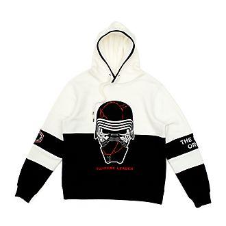 Disney Store Kylo Ren Hooded Sweatshirt For Adults, Star Wars