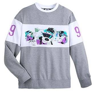 Disney Store Sweatshirt Dingo et Max pour adultes, Oh My Disney