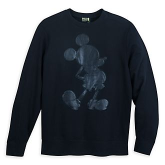 Disney Store - Micky Maus Gold Collection - Sweatshirt für Herren