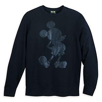 Sudadera de Mickey Mouse colección dorada para hombre, Disney Store