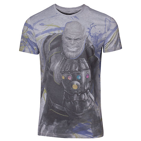 Thanos Men's T-Shirt, Avengers: Infinity War