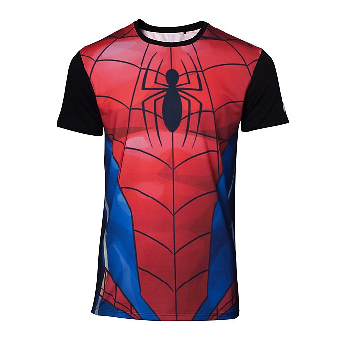 Spider-Man Men's Muscle Fit T-Shirt