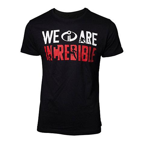 Camiseta hombre, Los Increíbles 2