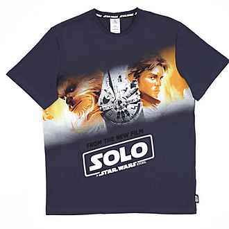 Camiseta Han Solo: Una historia de Star Wars para hombre