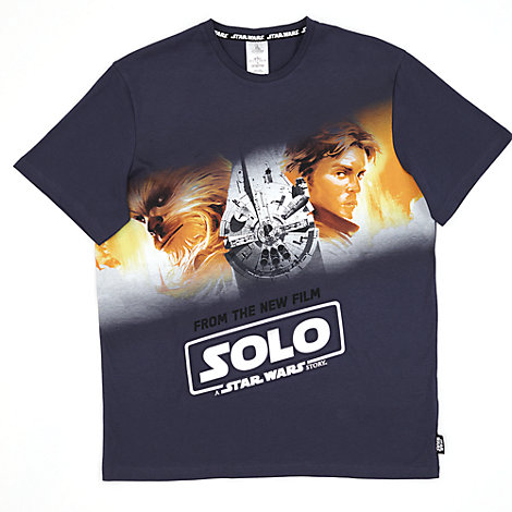 Solo: A Star Wars Story Men's T-Shirt