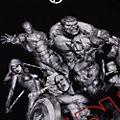 Disney Store T-shirt Avengers pour adultes