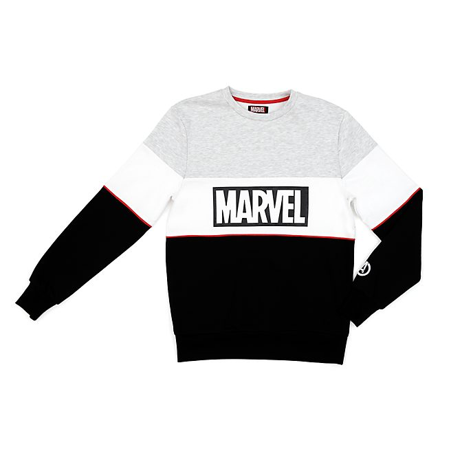 Disney Store Marvel Sweatshirt For Adults