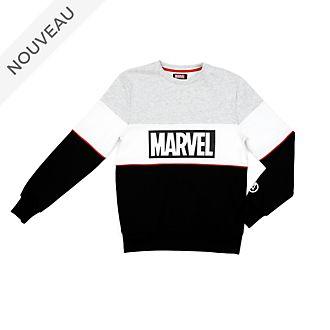 Disney Store Sweatshirt Marvel pour adultes