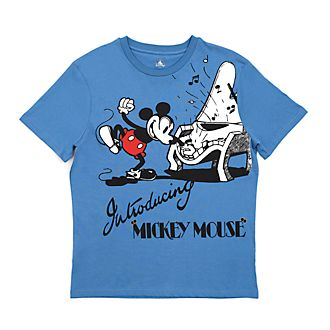 Camiseta para adultos Mickey Mouse, Disney Store