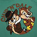 Disney Store Chip 'n' Dale T-Shirt For Adults