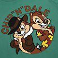Camiseta para adultos Chip y Chop, Disney Store