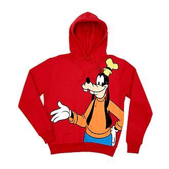 Felpa con cappuccio adulti Pippo Disney Store