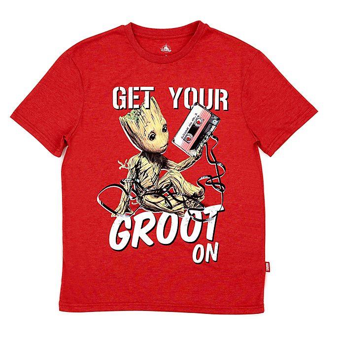 Camiseta para adultos Groot, Guardianes de la Galaxia, Disney Store