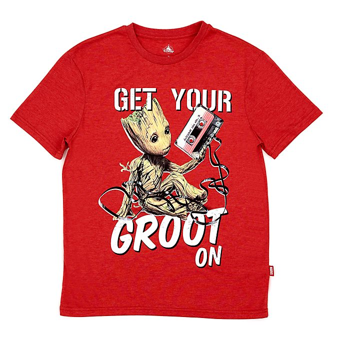Disney Store Groot T-Shirt For Adults, Guardians of the Galaxy