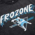 Disney Store T-shirt Frozone pour adultes, Les Indestructibles2
