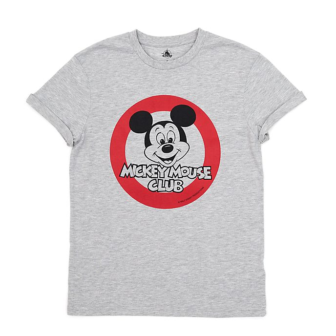 Disney Store Mickey Mouse Club T-Shirt For Adults