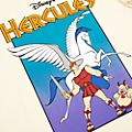 Disney Store Hercules T-Shirt For Adults
